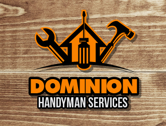 Dominion Handyman Services logo design