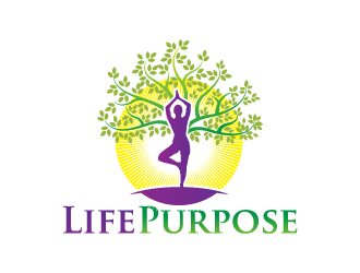 Life Purpose logo design