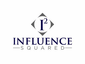 Influence Squared logo design