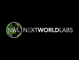 Next World Labs logo design