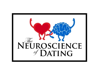The Neuroscience of Dating logo design
