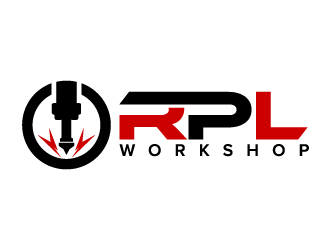 RPL workshop logo design