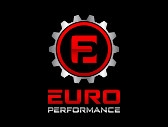Euro Performance logo design