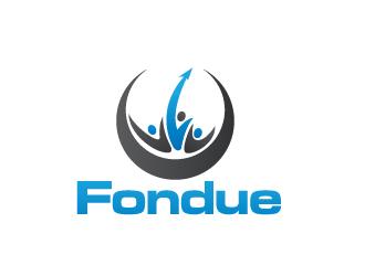 Fondue logo design
