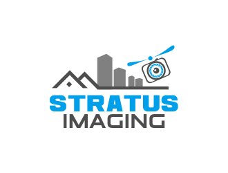 Stratus Imaging logo design