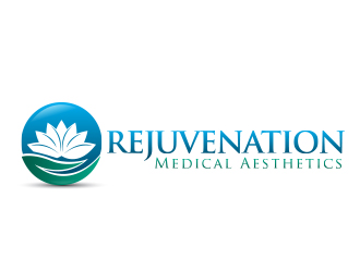 Rejuvenation Medical Aesthetics logo design