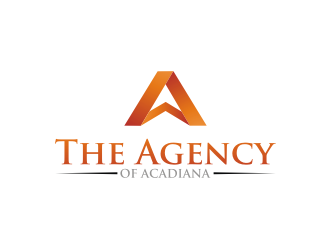 The Agency of Acadiana logo design