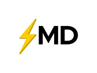 Lightning MD Logo Design Concepts 86