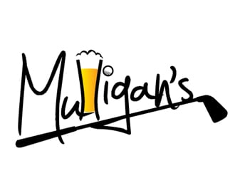 Mulligan's logo design