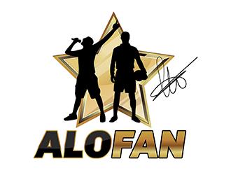 AloFan logo design