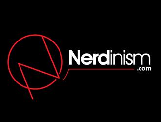 Nerdinism.com logo design