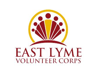 East Lyme Volunteer Corps logo design