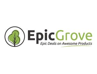 EpicGrove.com logo design