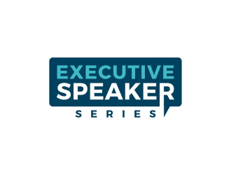 Executive Speaker Series logo design