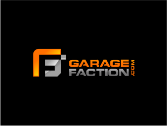 Garagefaction.com logo design