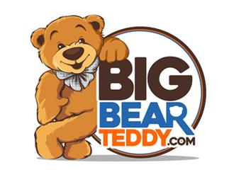 BigBearTeddy.com logo design
