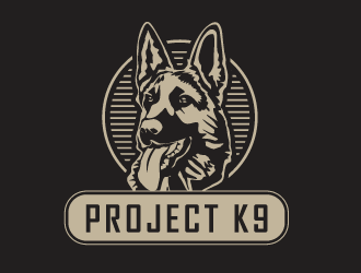 Project K9 logo design