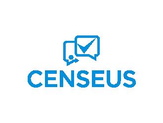 CENSEUS logo design