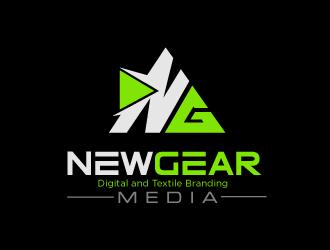 New Gear Media logo design winner