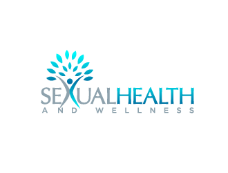Sexual Health and Wellness logo design