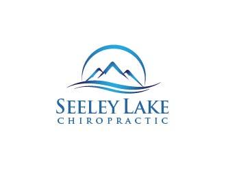 Seeley Lake Chiropractic logo design