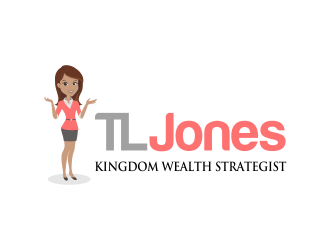 TLJones, Kingdom Wealth Strategist logo design