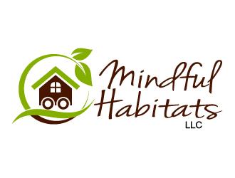 Mindful Habitats, LLC logo design
