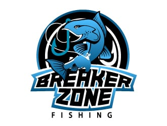 Breaker Zone logo design
