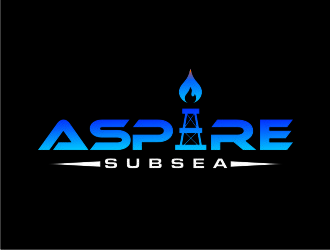 Aspire Subsea logo design