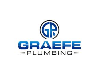 GRAEFE PLUMBING logo design