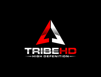 Tribe HD (HD stands for High Defenition) logo winner