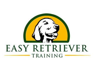 Easy Retriever Training logo design
