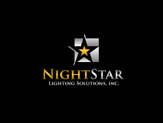 NightStar Lighting Solutions, Inc. logo design