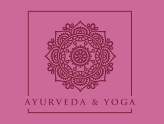 """could be """"Sanfte Wege"""" but could also be without any name, just """"YOGA"""" & """"AYURVEDA"""" logo design"""