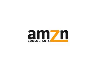 AMZN Consultants logo design