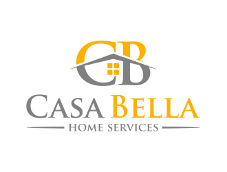 Casa Bella Home Services logo design
