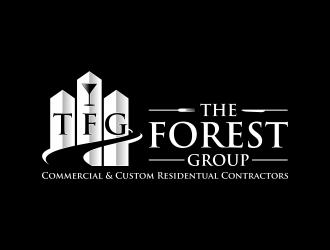 The Forest Group logo design