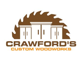 Crawford's Custom Woodworks logo design winner
