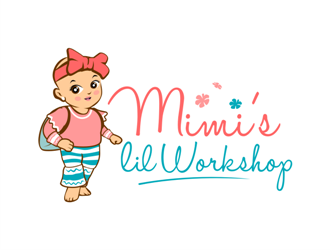 Mimi's Lil Workshop logo design