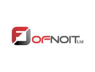 Ofnoit logo design
