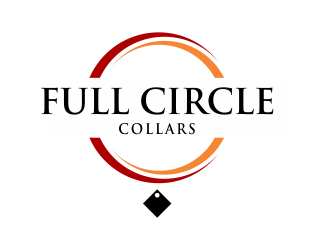 Full Circle Collars logo design