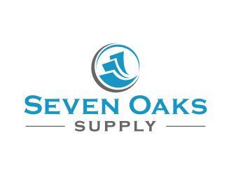 Seven Oaks Supply (or) Seven Oaks Supply Company logo design