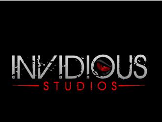 INVIDIOUS STUDIOS logo design