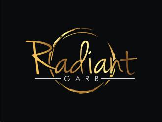 Radiant Garb logo design