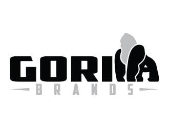 Gorilla Brands logo winner