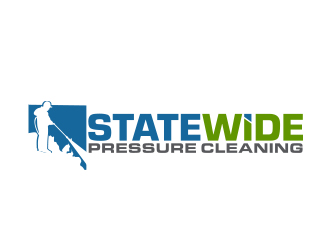 Statewide Pressure Cleaning logo design