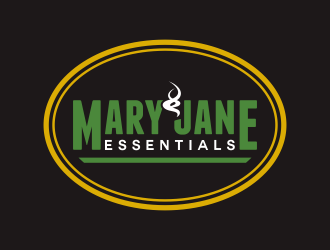 Mary Jane Essentials logo design