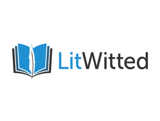 LitWitted logo design