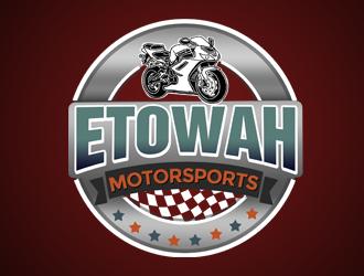 Etowah Motorsports logo design