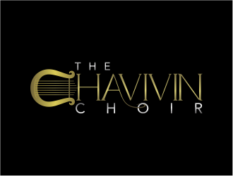 The Chavivin Choir logo design